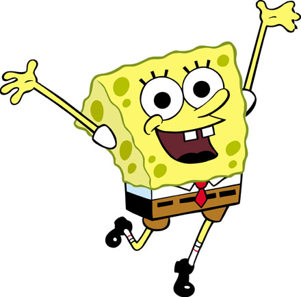 440x433 Spongebob Clip Art