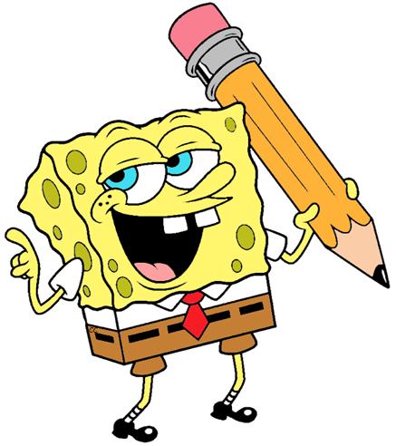 437x492 Spongebob Clipart Spongebob Squarepants Clip Art Cartoon Clip Art