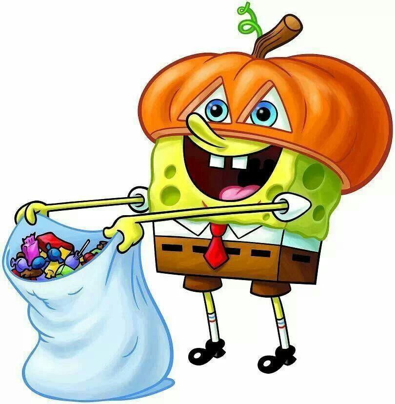 810x828 Halloween Sponge Bob! Pins For Delayna Sponge Bob