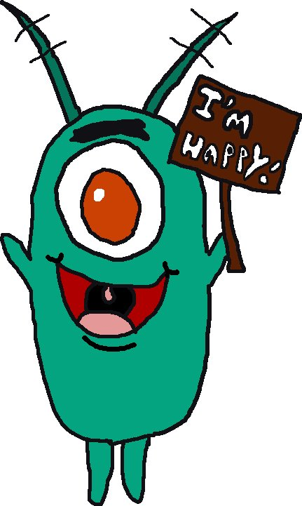 431x721 Collection Of Plankton Spongebob Clipart High Quality, Free
