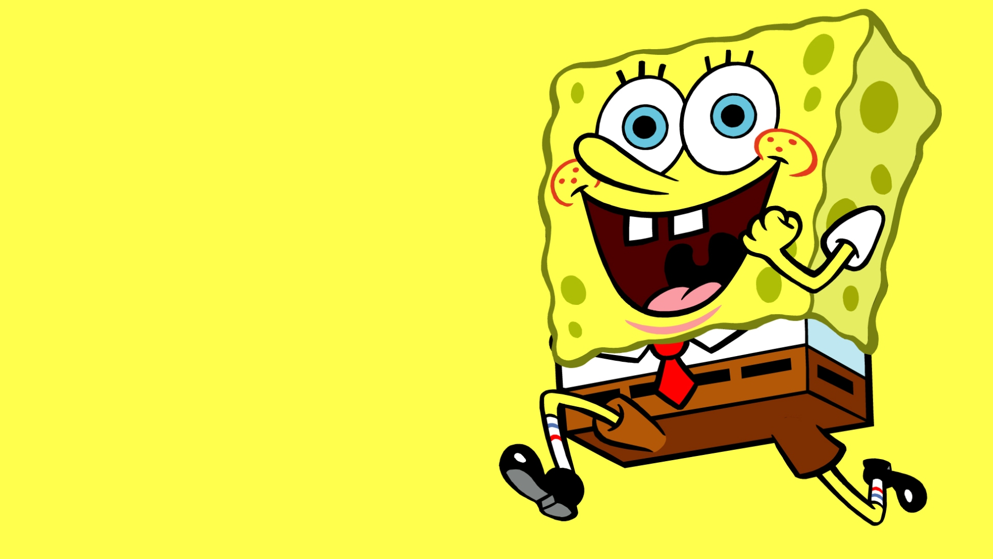 1939x1091 Clipart Pants Spongebob Square
