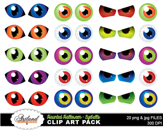 570x456 Items Similar To Haunted Halloween Holiday Decoration Eyeball Eye