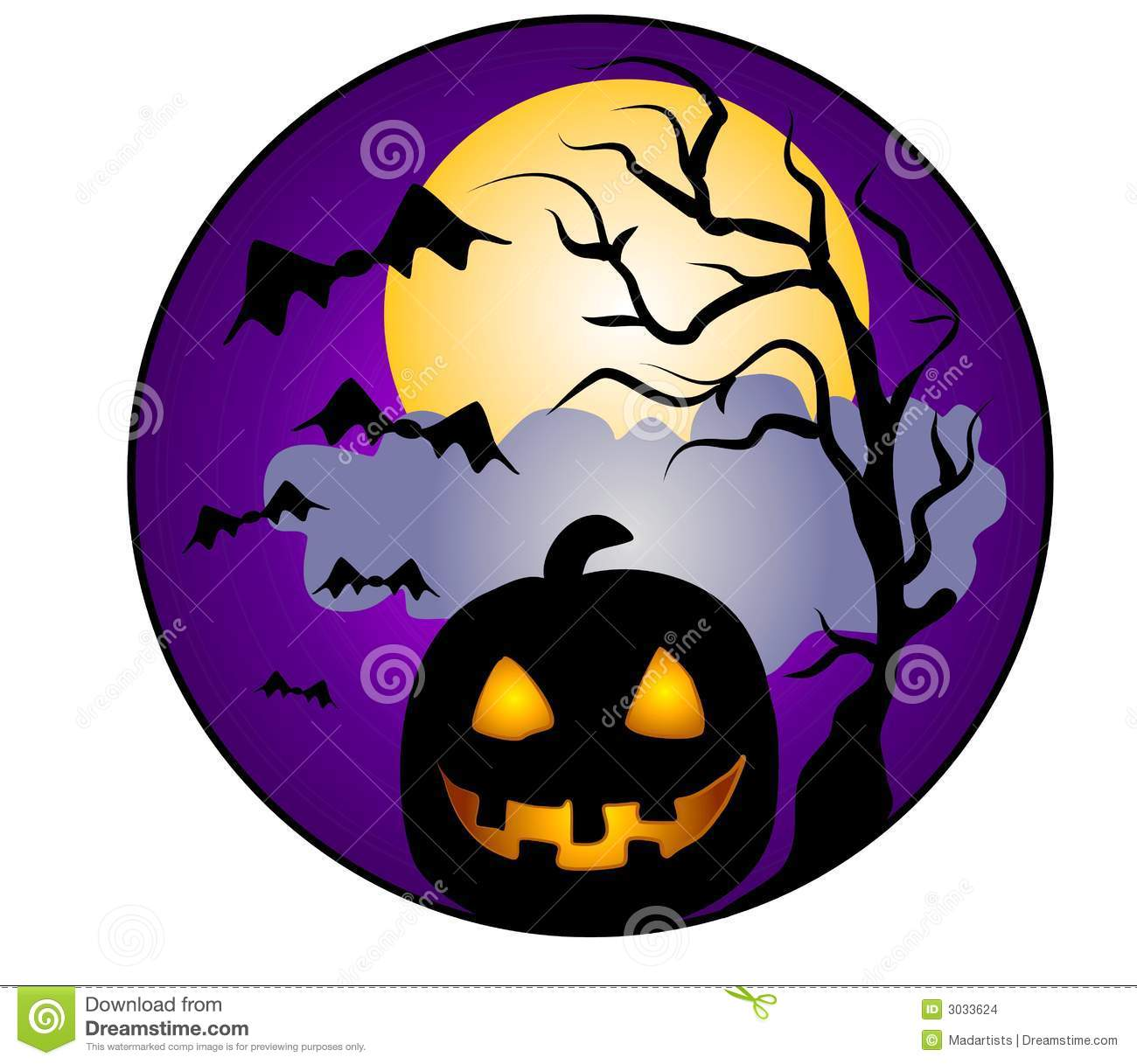 1300x1217 Scary Halloween Free Clipart