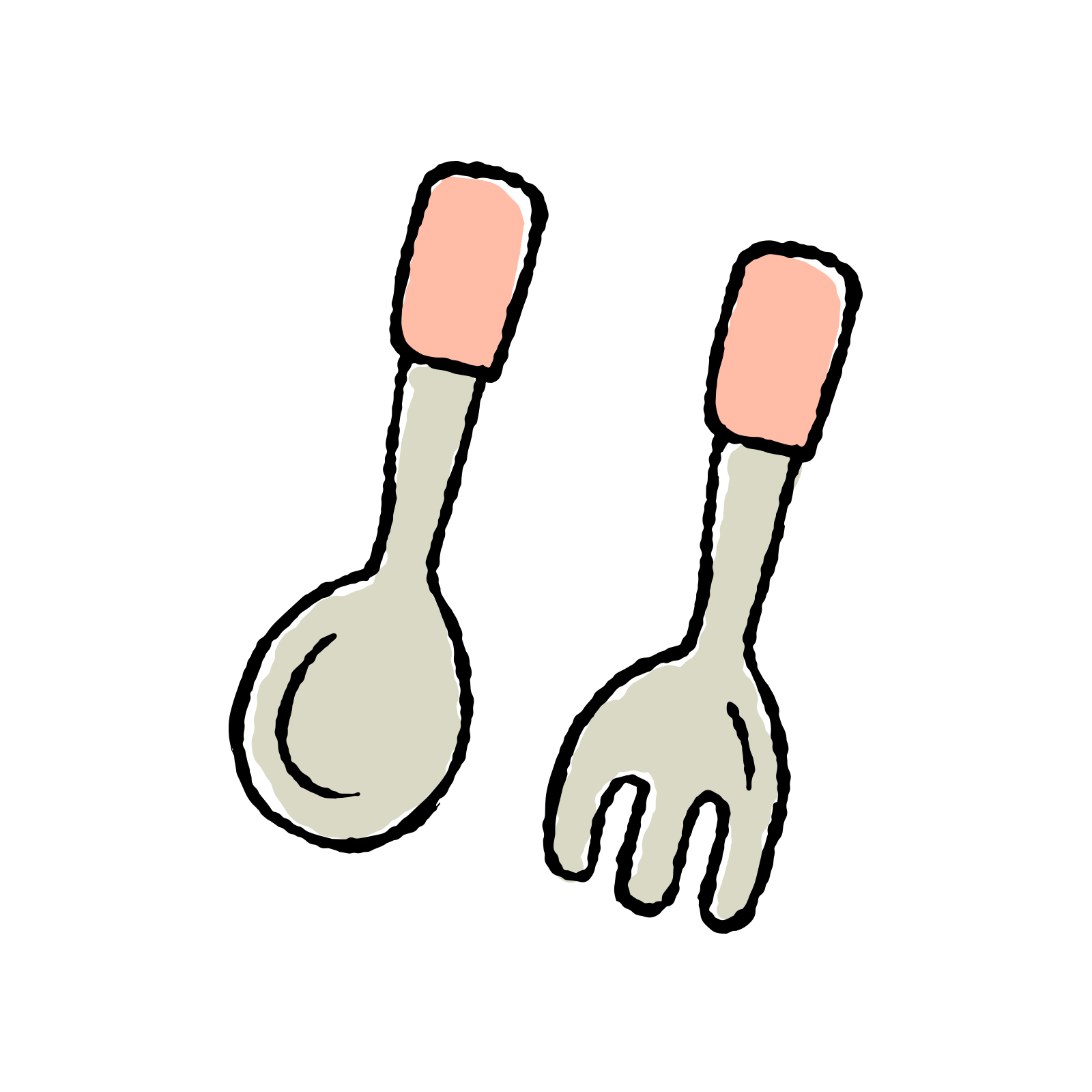 1600x1600 Spoon Fork Spork Clip Art