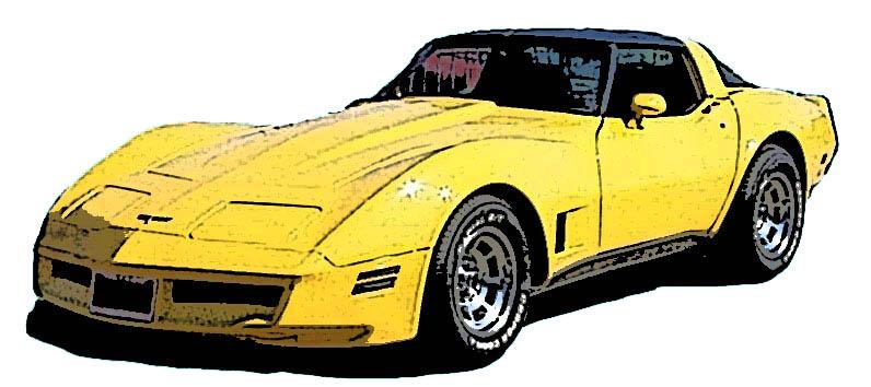 796x354 Chevrolet Corvette Clip Art Clipartfest 3