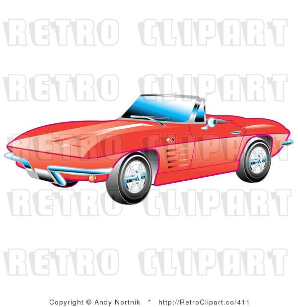 600x620 Corvette Cliparts