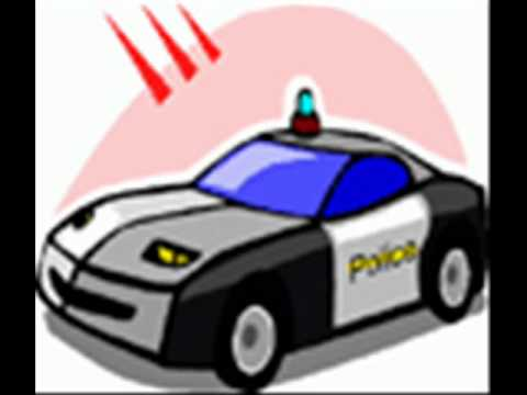 480x360 Police Car Clip Art Free