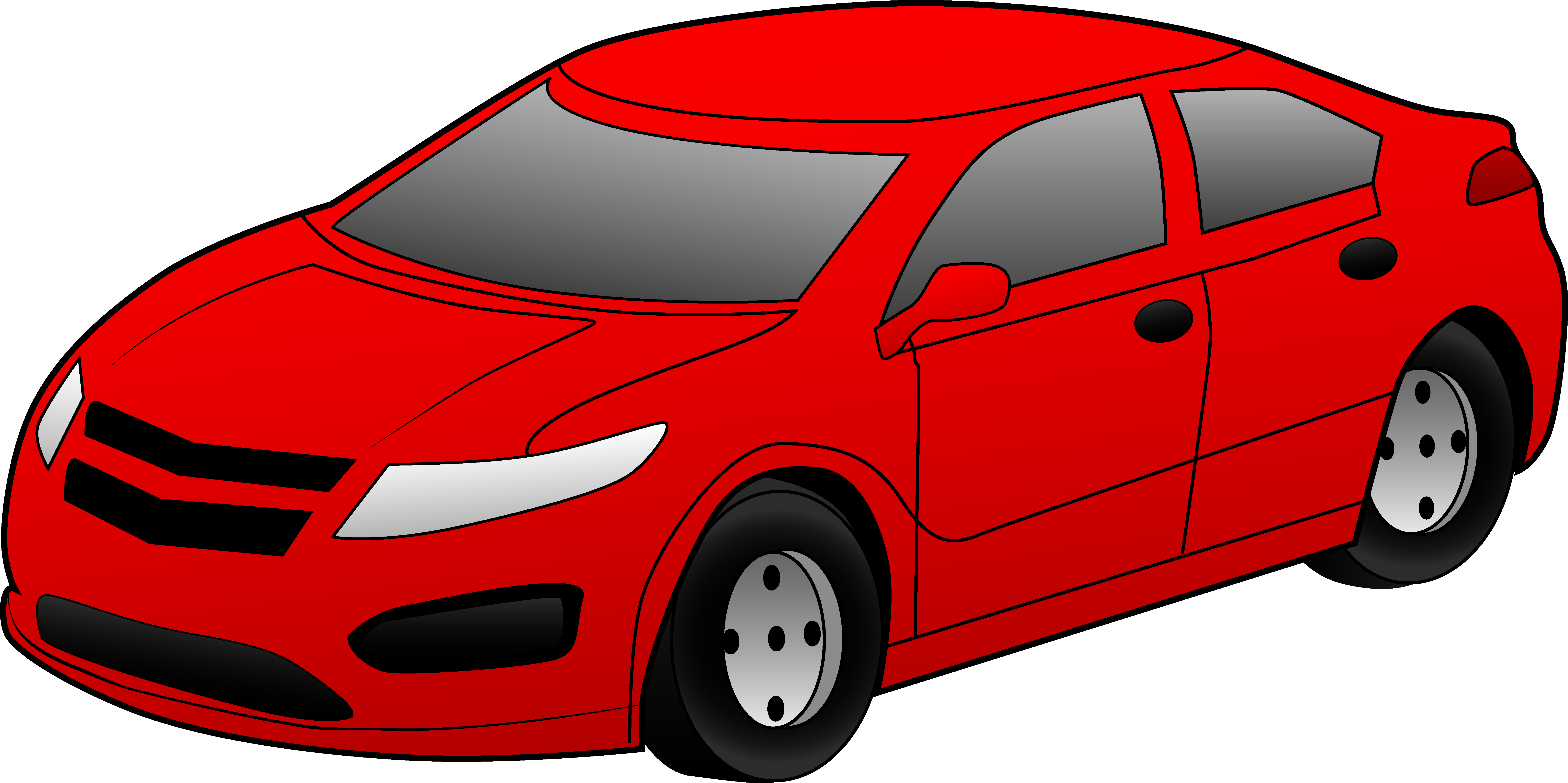 7387x3689 Black Sports Car Clipart Clipart Panda