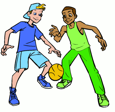 400x392 Kids Sports Clipart Free Clipart Images 2