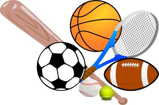 sports clipart at getdrawings com free for personal use sports equipment clipart Aademic Sports