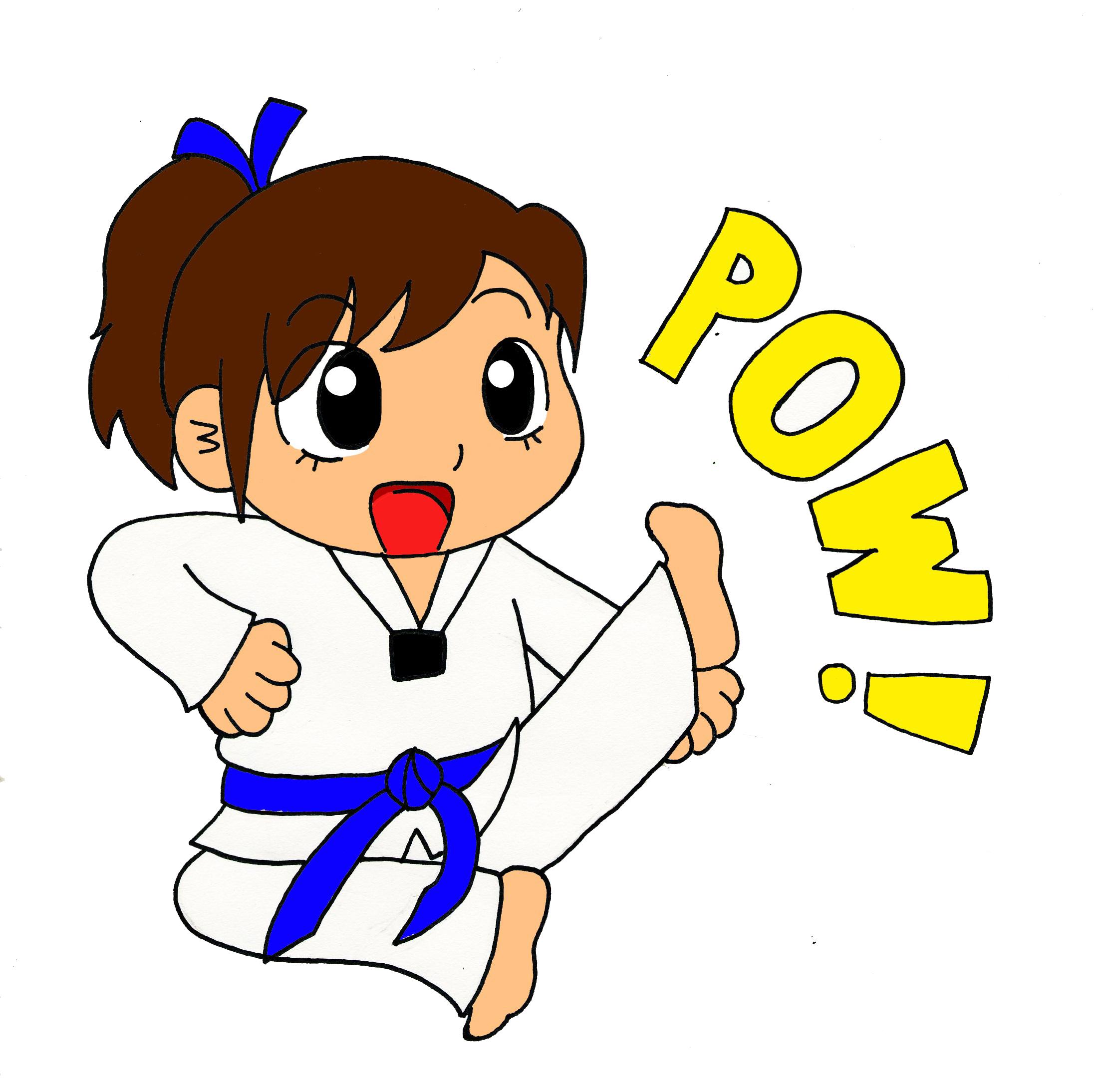 2192x2188 Clipart Kids Tae Kwon Do