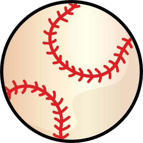 544x544 Baseball Clip Art For Kids Clipartcow