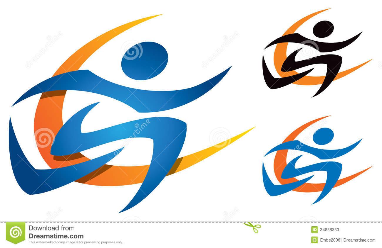 1300x846 Running Logos Clip Art 101 Clip Art
