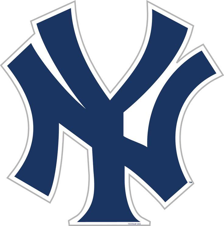 736x743 New York Yankees Clipart Logo