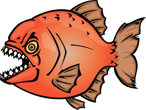 478x359 Super Piranha Clip Art Clipart Top 96 Free Spot