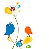 170x170 Bird Clipart Spring Bird