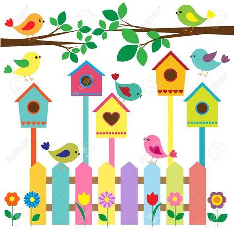 474x474 Birdhouse Garden Clip Art