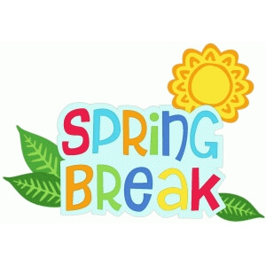 spring break clipart at getdrawings com free for personal use rh getdrawings com spring break clip art png spring break clip art png