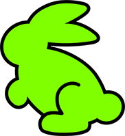 182x199 Free Bunny Clipart Png, Bunny Icons