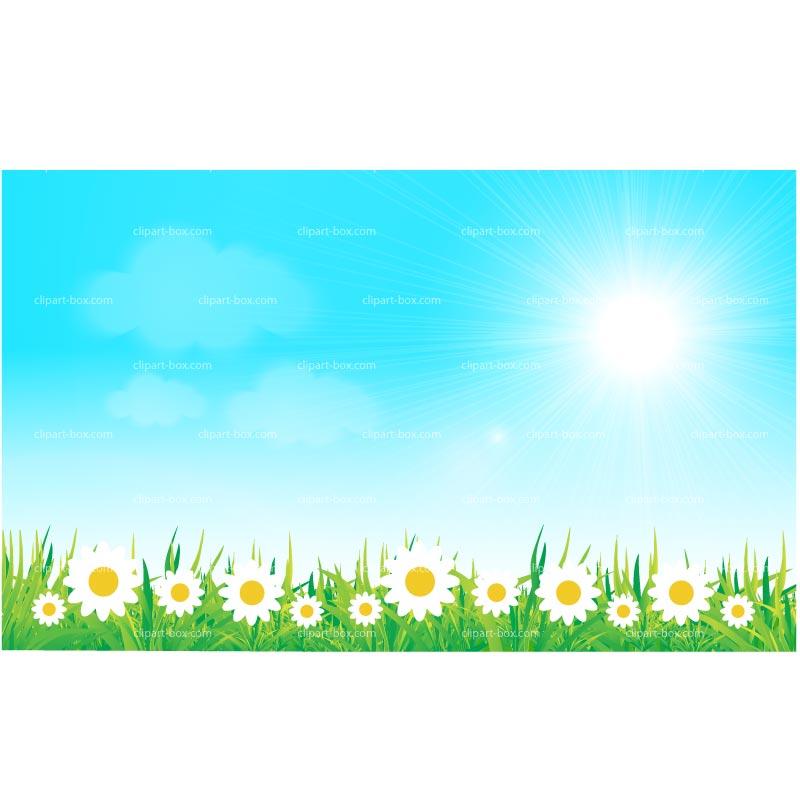 800x800 Spring Background Clipart Spring Clip Art Spring 01