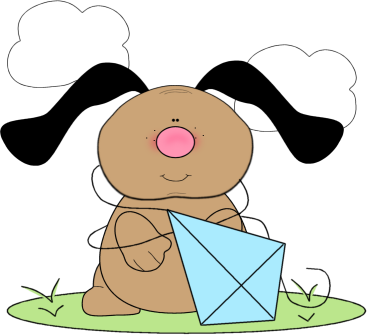 367x335 Kite Clip Art