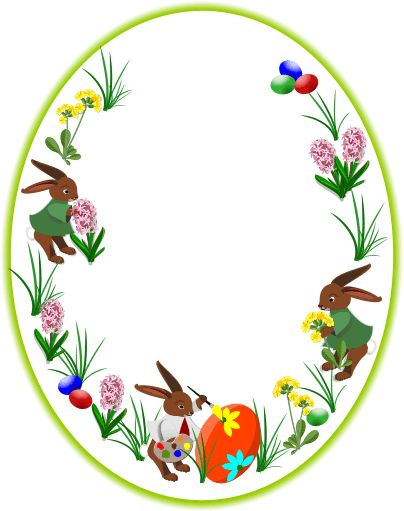 Spring Easter Clipart