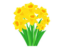 210x153 Spring Flowers Pictures Clip Art