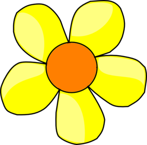 300x297 Spring Flowers Clip Art Free Clipart Clipartwiz Sunflowers