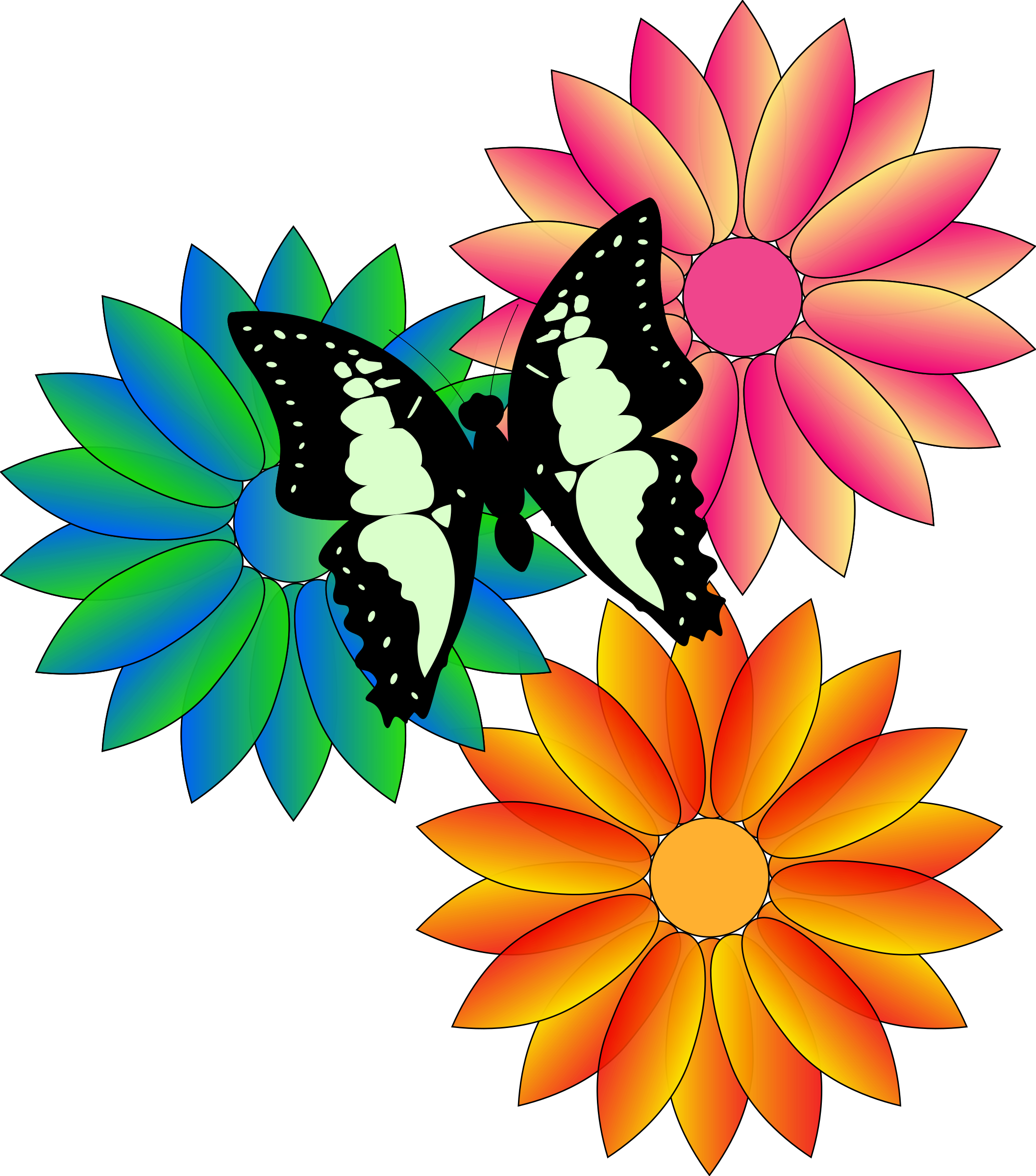 Spring flower clipart at getdrawings free for personal use 2114x2400 cartoon pictures of spring flowers image collections mightylinksfo