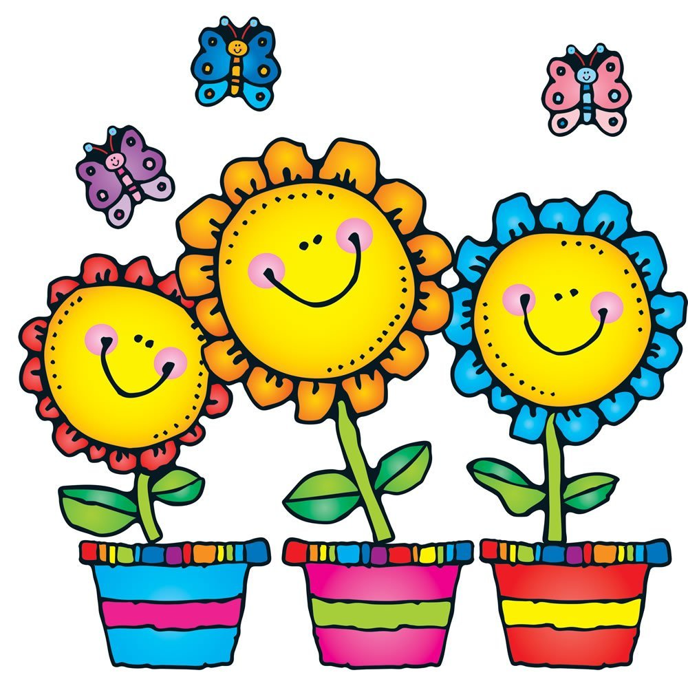 Spring Flowers Clipart At Getdrawings Com Free For Personal Use