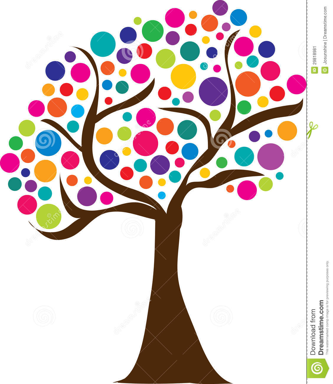 1128x1300 Free Clipart Colorful Tree Amp Free Clip Art Colorful Tree Images