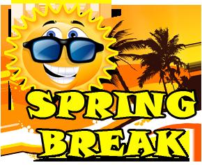 290x237 Spring Break Clip Art Amp Spring Break Clipart Images