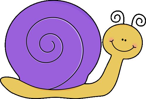 500x340 Clip Art Cartoon Snail Clipart Kid 3