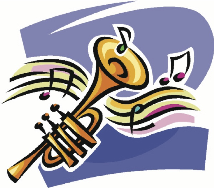 691x608 Free Jazz Band Clip Art