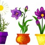 150x150 Springtime Flowers Clipart Spring Flowers And Butterflies Clip Art