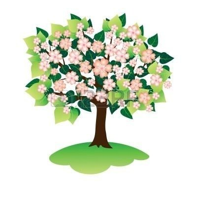 400x400 Spring Tree Cliparts Free Download Clip Art