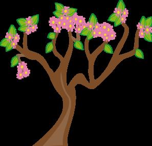 297x285 Spring Tree Clip Art