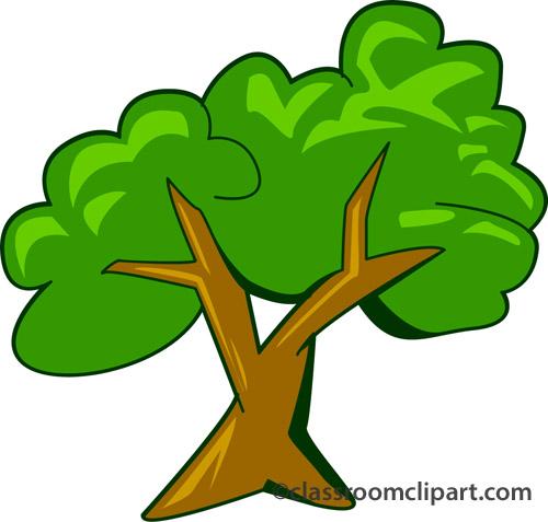 500x477 Tree Clipart