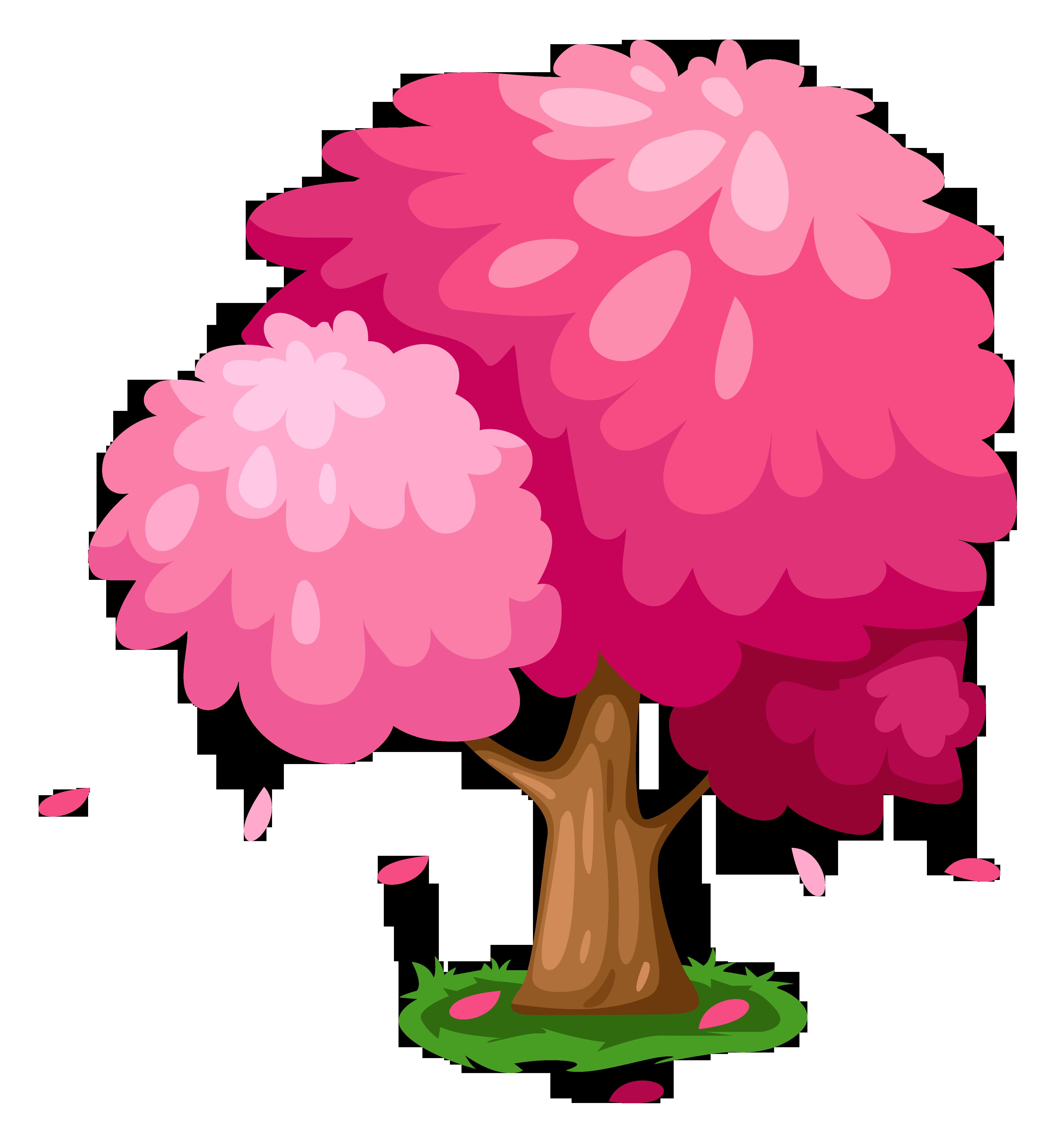 4408x4714 Cute Pink Spring Tree Clipartu200b Gallery Yopriceville