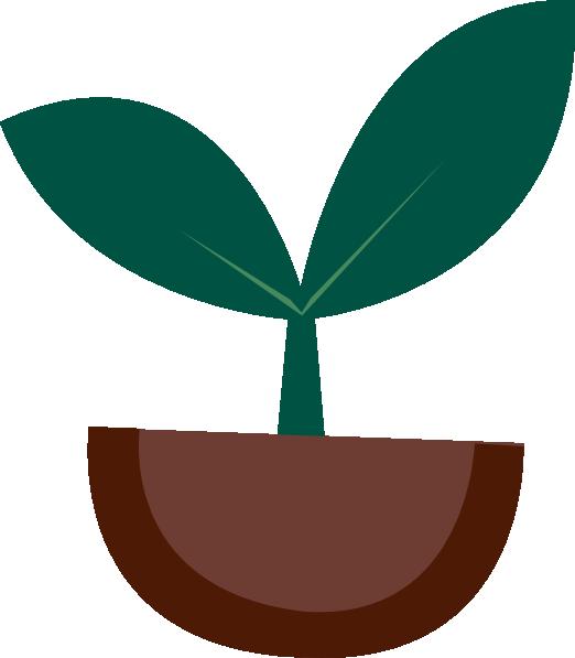 522x597 Plant Sprout Clip Art