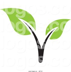 236x240 Royalty Free Clip Art Vector Green And Gray Organic Heart And Leaf