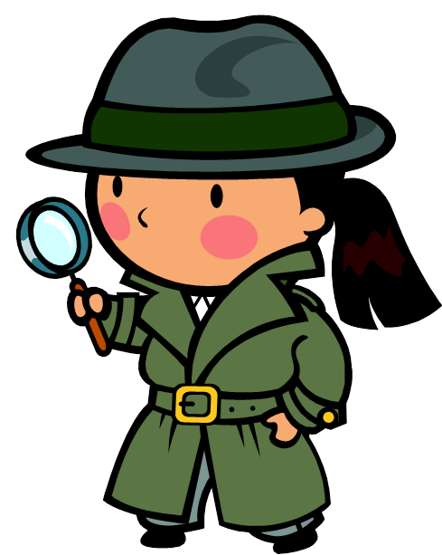 489x613 The Top 5 Best Blogs On Spy Detective Clipart