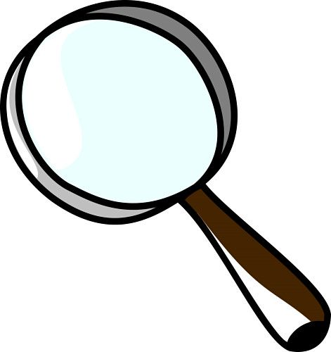 471x500 The Top 5 Best Blogs On Spy Magnifying Glass Clipart