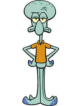 Squidward Clipart at GetDrawings com | Free for personal use