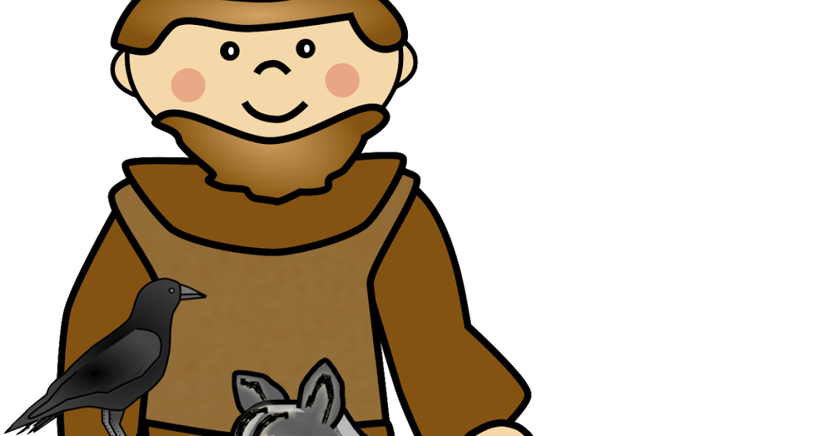 1200x630 Faith Filled Freebies Free Emergent Reader About St. Francis