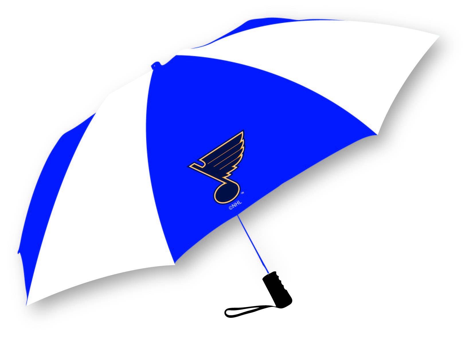 1650x1184 St. Louis Blues Umbrella Coopersburg