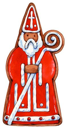 236x453 Tomorrow Is The Feast Of St. Nicholas! Celebrate By Printing Out