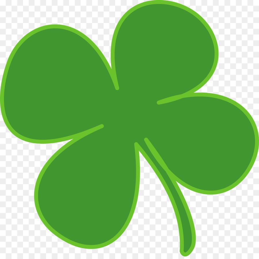 900x900 Shamrock Saint Patrick's Day Clip Art