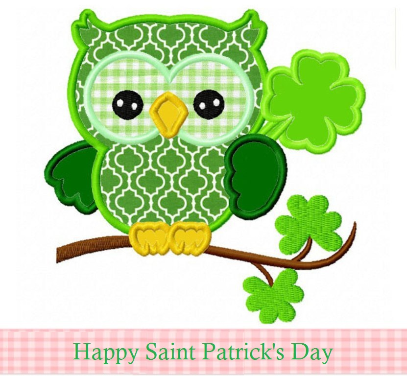 831x768 St Patrick's Day Clip Art For Facebook Free Images, Pictures