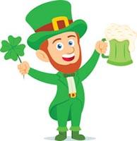 194x200 St Patricks Day Clipart
